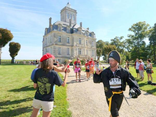 The Médoc marathon - Event in Pauillac