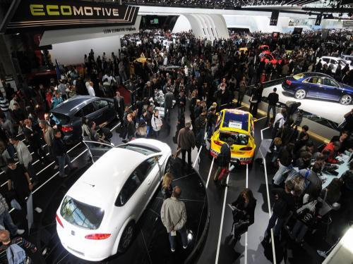 Le Mondial de l'Automobile - Évènement à Paris