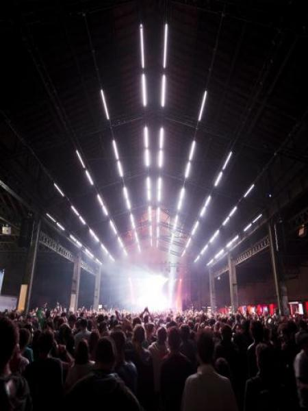 Nuits Sonores - Event in Lyon