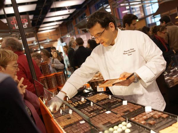 Le Salon du chocolat - Évènement à Paris