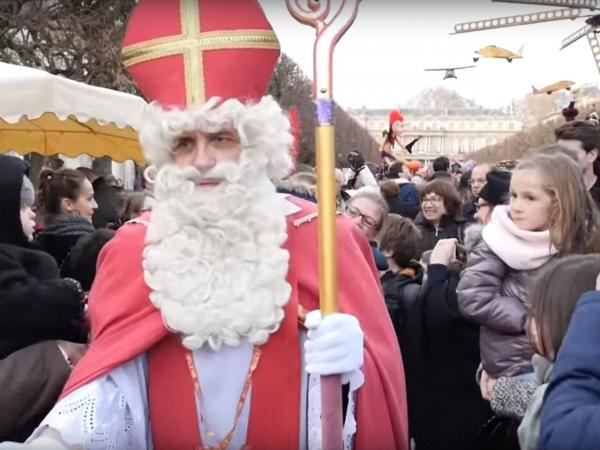 Het Sinterklaasfeest in Nancy - Evenement in Nancy