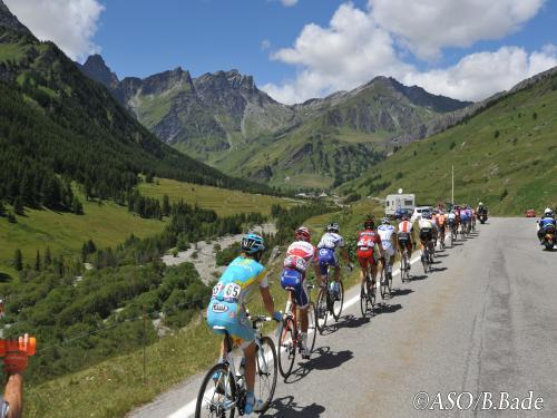 Le Tour de France - Évènement en France