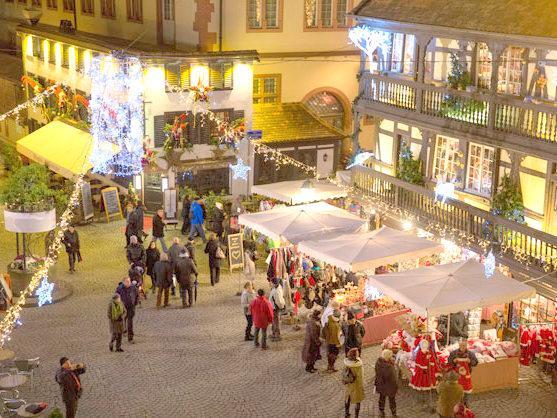 Weihnachtsmarkt Straßburg Bilder
