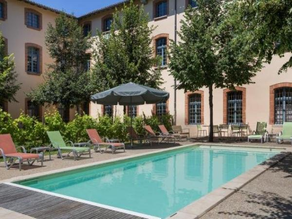 Abbaye des Capucins Spa & Resort - BW Premier Collection - Holiday & weekend hotel in Montauban