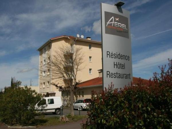 Aerel Toulouse Blagnac Aéroport - Holiday & weekend hotel in Blagnac