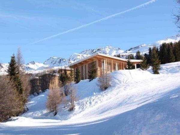 l aiguille grive chalets hotel hotel in les arcs