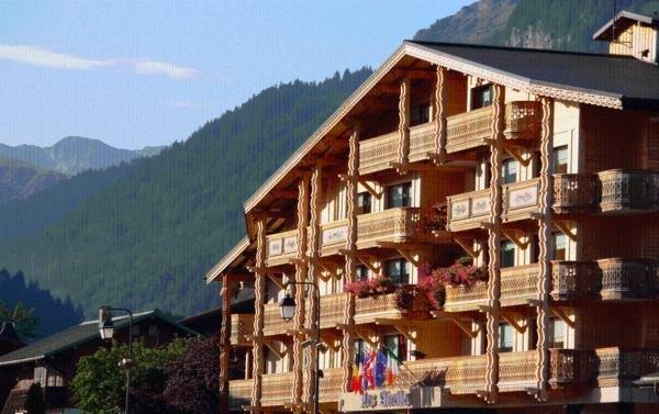 Les Airelles - Holiday & weekend hotel in Morzine