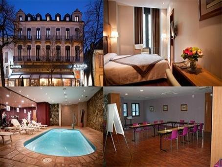 Hotel Luxe Luchon