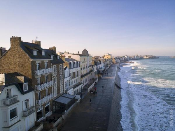 Antinéa - Holiday & weekend hotel in Saint-Malo