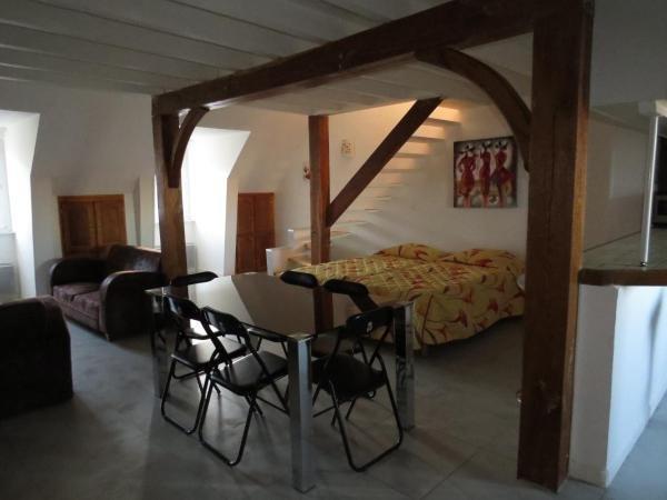 aparthotel fran ois 1er 16 me h tel vitry le fran ois. Black Bedroom Furniture Sets. Home Design Ideas