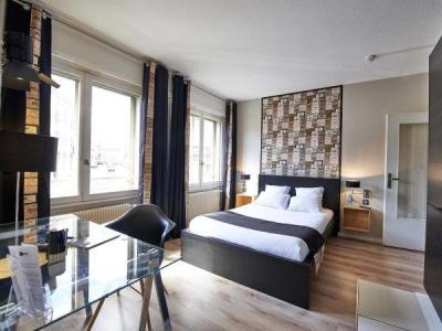 l 39 aparthotel lhl h tel dijon. Black Bedroom Furniture Sets. Home Design Ideas