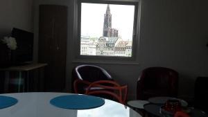 Le Kleber Hotel Strasbourg Parken
