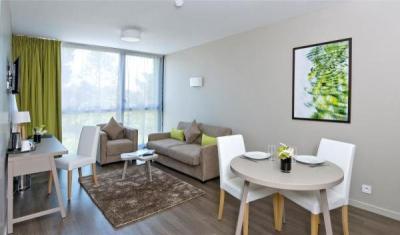 appart city confort rennes cesson s vign h tel cesson s vign. Black Bedroom Furniture Sets. Home Design Ideas