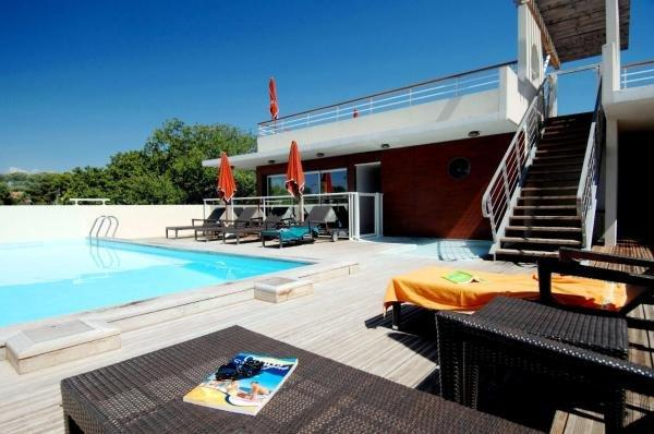 Appart'Hotel Odalys Olympe - Hotel vacanze e weekend a Antibes