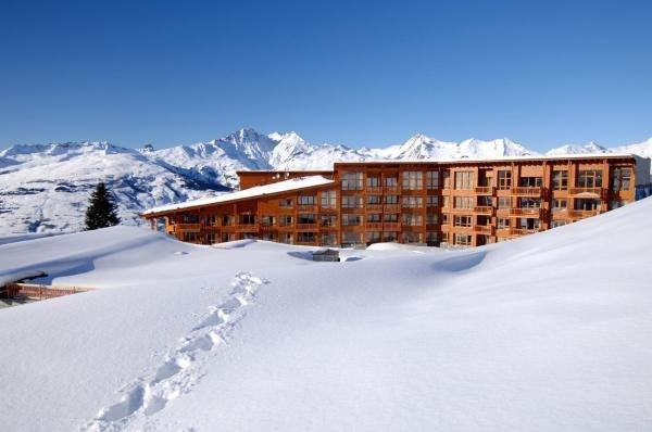 Appart'Hotel Prestige Odalys Eden - Holiday & weekend hotel in Les Arcs