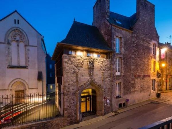 Arvor - Holiday & weekend hotel in Dinan