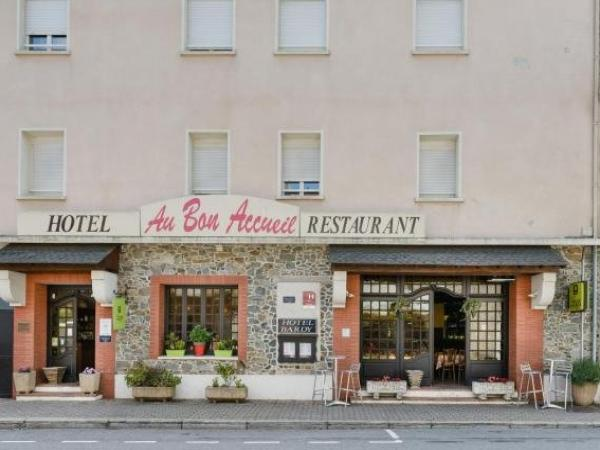 Au Bon Accueil - Holiday & weekend hotel in Alban