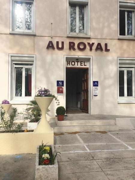 Au Royal Hotel - Hôtel vacances & week-end à Carcassonne