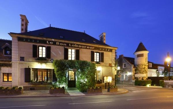 Auberge du bon laboureur chenonceaux hotel in chenonceaux for Guide hotel france