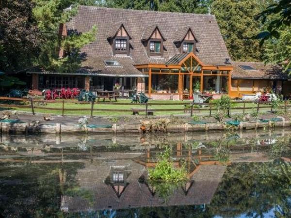 Auberge du bord des eaux hotel in saint amand les eaux - Office du tourisme saint amand les eaux ...