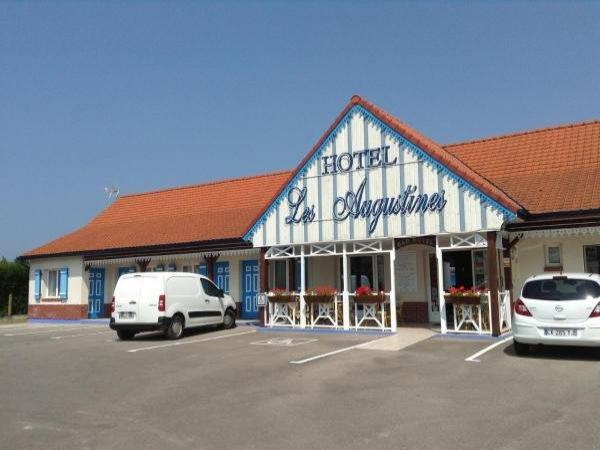 Les Augustines - Holiday & weekend hotel in Quend