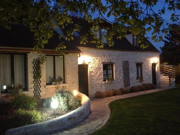 L'Aunette Cottage - Holiday & weekend hotel in Chamant