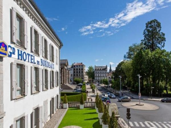 Best Western Grand Hotel de Bordeaux - Hôtel vacances & week-end à Aurillac