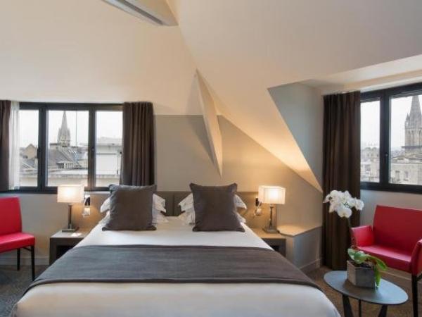 best western plus hotel moderne caen hotel in caen
