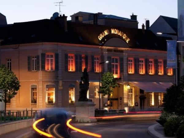 Best Western Hôtel Spa Grand Monarque - Holiday & weekend hotel in Chartres