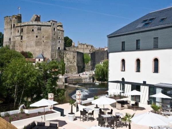 Best Western Hotel and Spa Villa Saint Antoine - Holiday & weekend hotel in Clisson