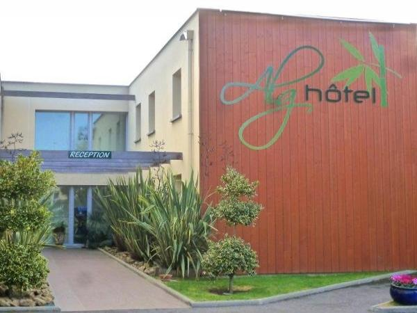 Brit Hotel Alghotel - Holiday & weekend hotel in Cancale