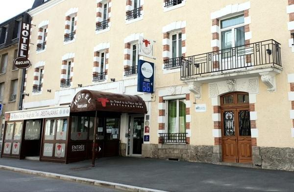 Brit Hotel Confort Auclair - Hôtel vacances & week-end à Guéret