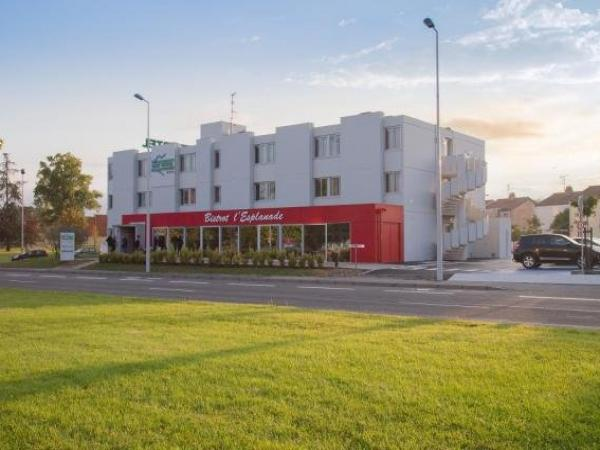 Brit Hotel Toulouse Colomiers – L'Esplanade - Hotel vacanze e weekend a Colomiers