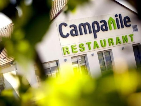 Campanile Conflans-Sainte-Honorine - Holiday & weekend hotel in Conflans-Sainte-Honorine