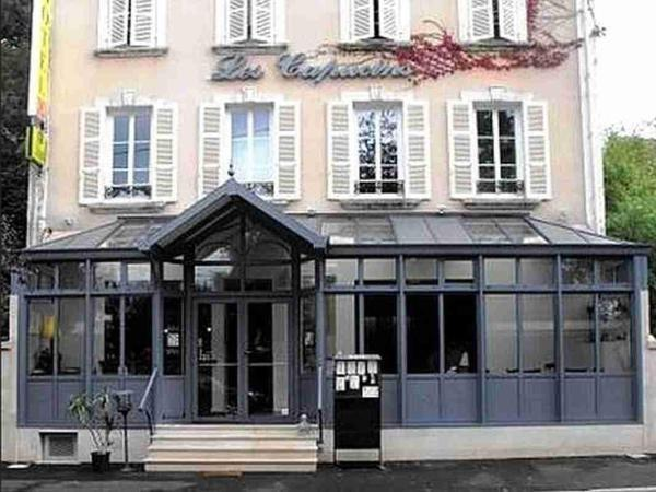Les Capucins - Holiday & weekend hotel in Avallon