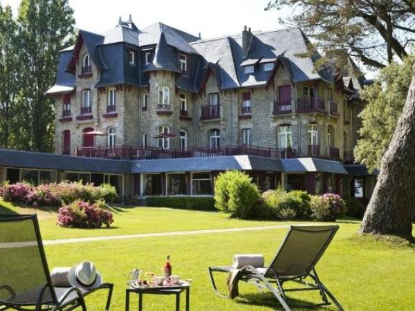 Le Castel Marie Louise - Holiday & weekend hotel in La Baule-Escoublac