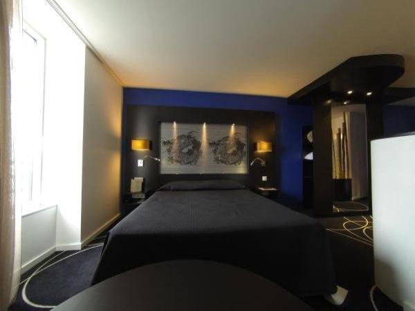 le ce tya h tel saint gilles croix de vie. Black Bedroom Furniture Sets. Home Design Ideas