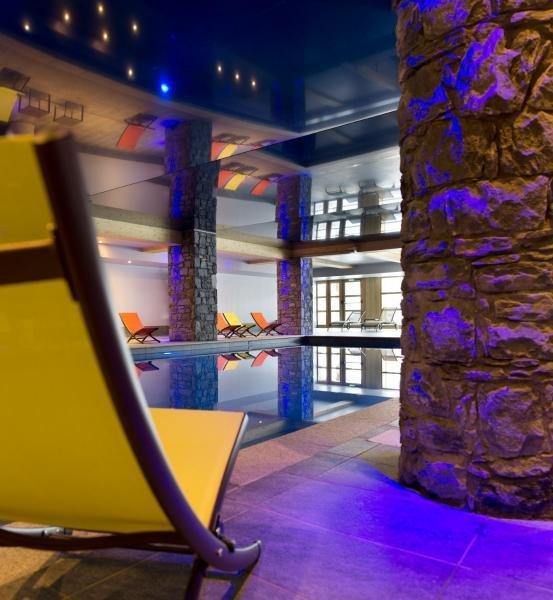 cgh r sidences spas le cristal de l 39 alpe h tel huez. Black Bedroom Furniture Sets. Home Design Ideas