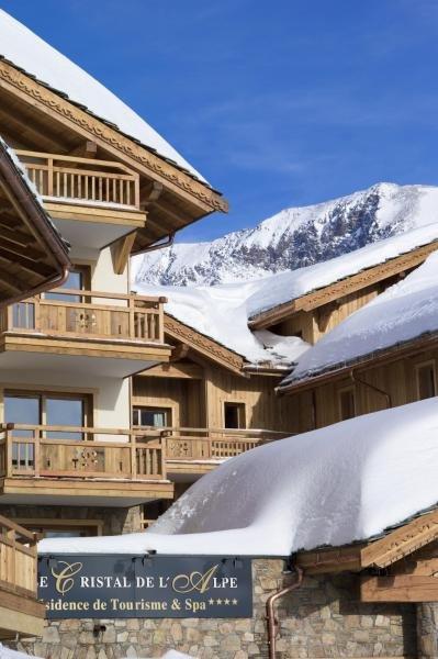 Cgh r sidences spas le cristal de l 39 alpe hotel in l 39 alpe d 3 - Residence cgh alpe d huez ...