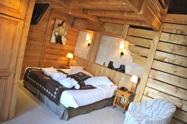chalet alpage h tel la clusaz. Black Bedroom Furniture Sets. Home Design Ideas
