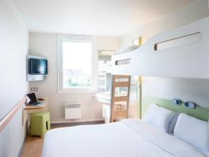 ibis budget Clermont Ferrand le Brezet Aeroport - Hotel in Clermont ...