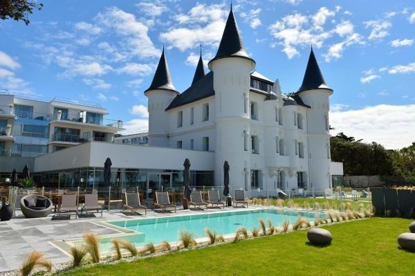 Château Des Tourelles, Hôtel Thalasso Spa Baie De La Baule   Holiday U0026  Weekend Hotel