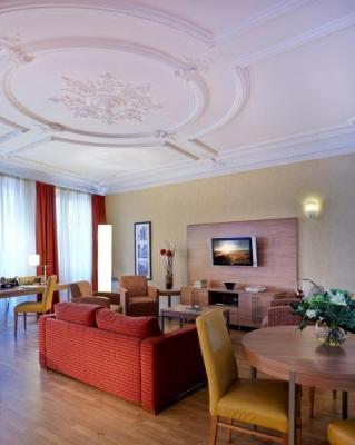citadines kl ber strasbourg h tel strasbourg. Black Bedroom Furniture Sets. Home Design Ideas