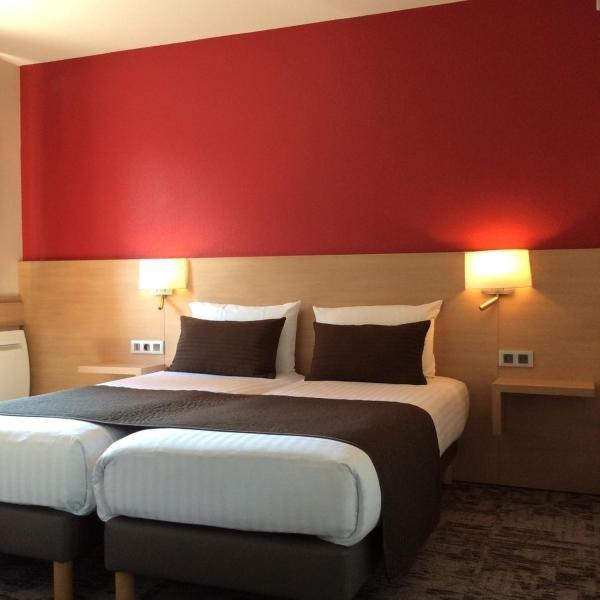 Citotel La Clef des Champs - Holiday & weekend hotel in Biesheim