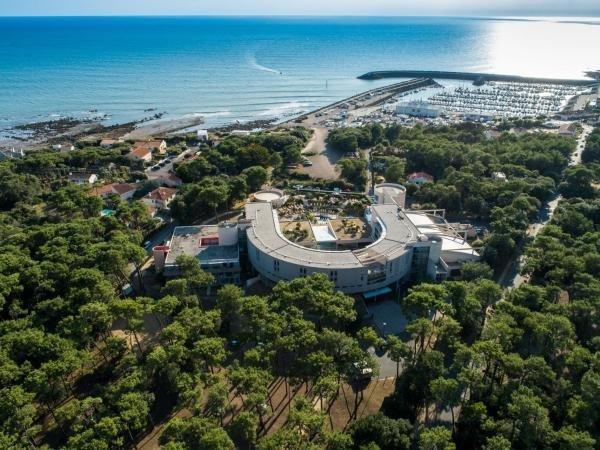 Club vacances bleues les jardins de l 39 atlantique h tel talmont saint hilaire - Les jardins d arvor vacances bleues ...