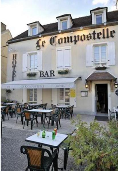 Le Compostelle - Holiday & weekend hotel in Vézelay