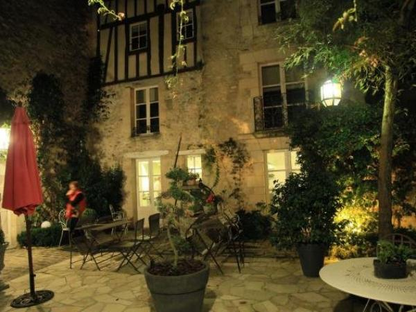 Côté Jardin - Chambres d'hôtes - Holiday & weekend hotel in Senlis