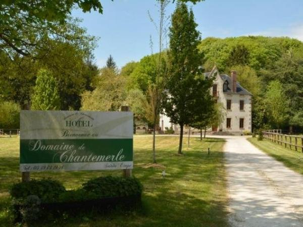 Domaine de Chantemerle - Hotel Urlaub & Wochenende in Moutiers-sous-Chantemerle