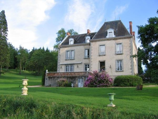 Domaine de Gaudon - Hotel vakantie & weekend in Ceilloux
