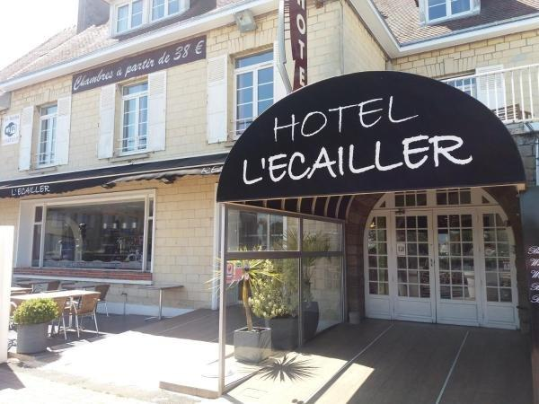 L'Ecailler - Holiday & weekend hotel in Ouistreham